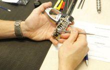Szkolenie naprawy sprzętu nurkowego