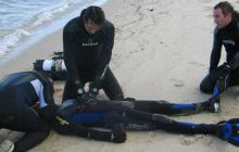 <h3>Diver Stress &amp; Rescue Training</h3>
