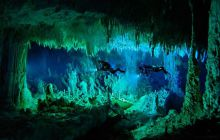 Cavern Diver Training