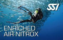 Nauka nurkowania z użyciem gazu oddechowego NITROX