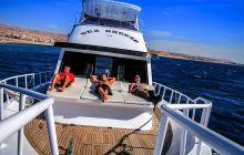 Wyprawa nurkowa do Jordanii
