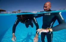 Freediving Pool