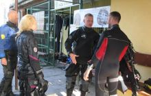 Zdjęcia ze Szkolenia Deep Diving
