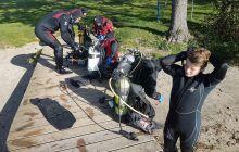 Zdjęcia z kurs Rescue