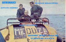 Konferencja historyczna z okazji 50-lecia eksperymentu Meduza