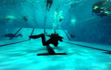Podstawowy kurs nurkowy Open Water Diver część teoria i basen