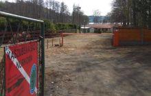 Nowe zasady wjazdu na teren Kaszubskiej Bazy Nurkowej Tryton