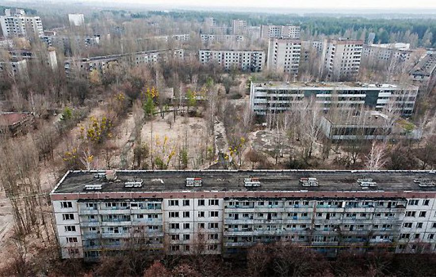 Znalezione obrazy dla zapytania czarnobyl